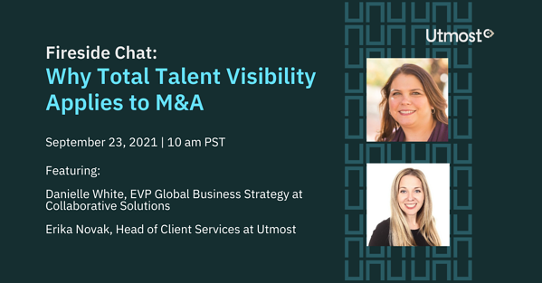 [Fireside Chat] Why Total Talent Visibility Applies to M&A