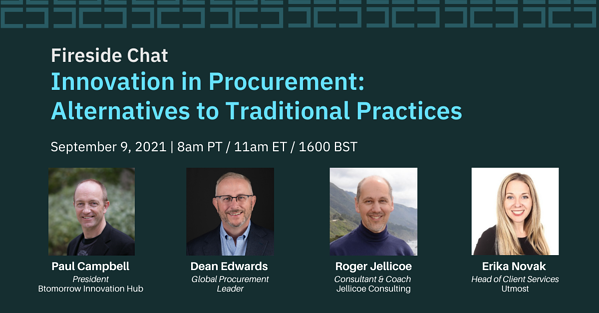 Fireside Chat Innovation in Procurement