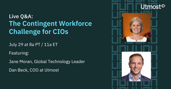 The Contingent Workforce Challenge for CIOs - 22